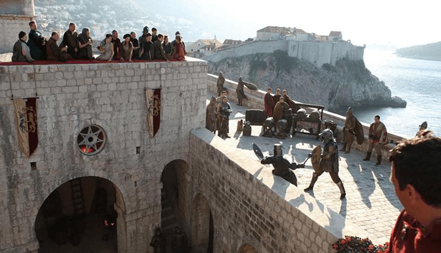 Игра на тронове Хърватия