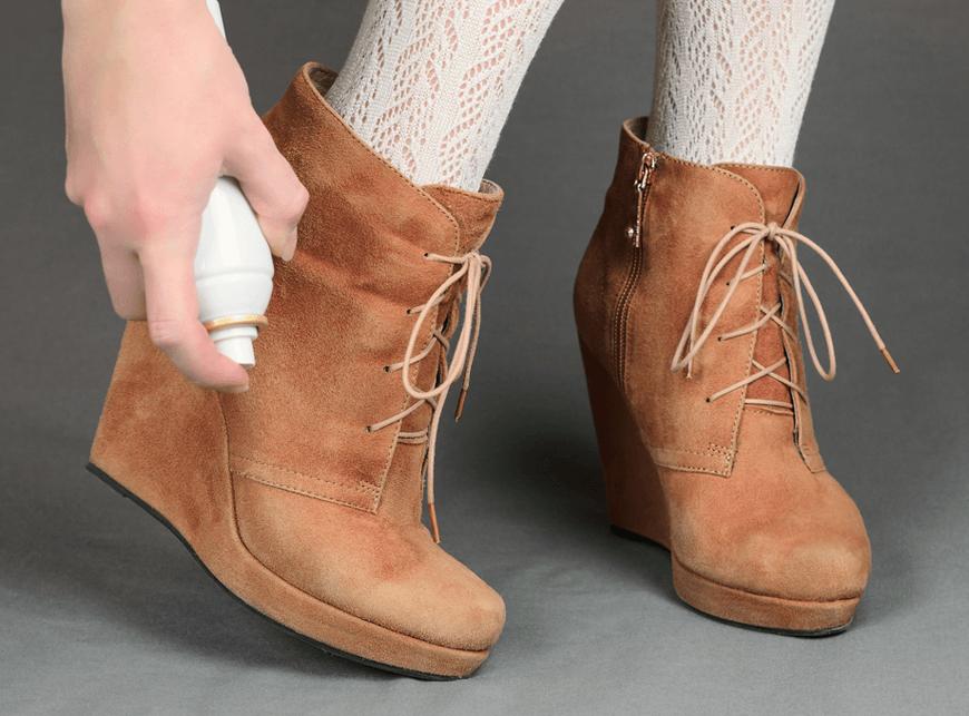 Инпрегниращ спрей за обувки