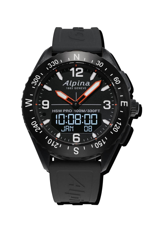 Часовник Alpina