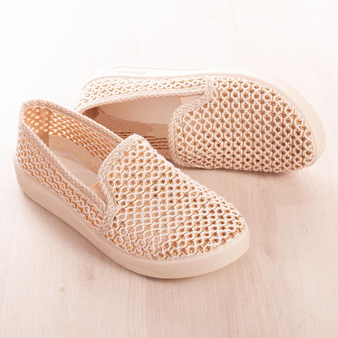 Плетени мъжки обувки